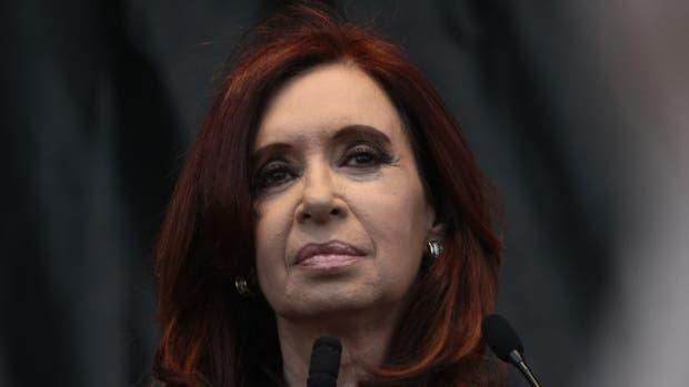 Cristina, procesada