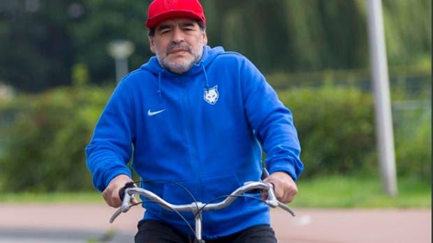 Maradona criticó a Sampaoli e Icardi