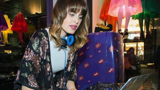La nueva vida de Silvina Luna: cerca de la música y lejos de la TV ...