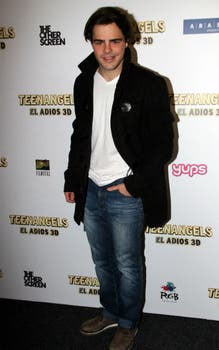 Peter Lanzani, el Teen Angel que faltaba. Foto: Virtual Press