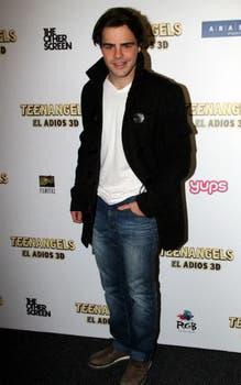 Peter Lanzani, el Teen Angel que faltaba. Foto: Virtual Press