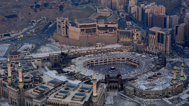 El haj es un peregrinaje que los musulmanes deben realizar al menos una vez en la vida