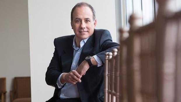 Martín Lynch, gerente de Pequeñas y Medianas Empresas, ICBC Business Banking