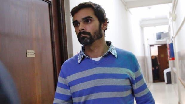 Santiago Silvoso, el día que compareció por primera vez a Tribunales