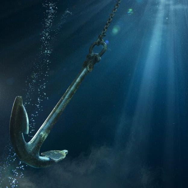 Las anclas suelen ser responsables de gran parte de los daños en los cables submarinos.