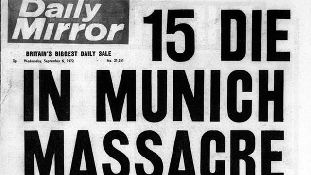 Así publicaron la masacre los diarios y las revistas.
