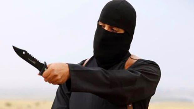 Jihadi John, verdugo del Estado Islámico