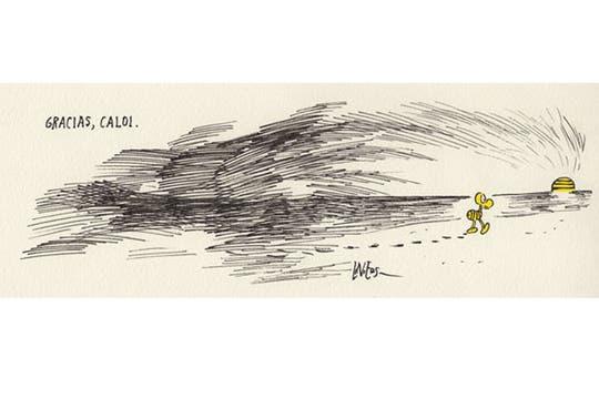 Macanudo. Por Liniers.