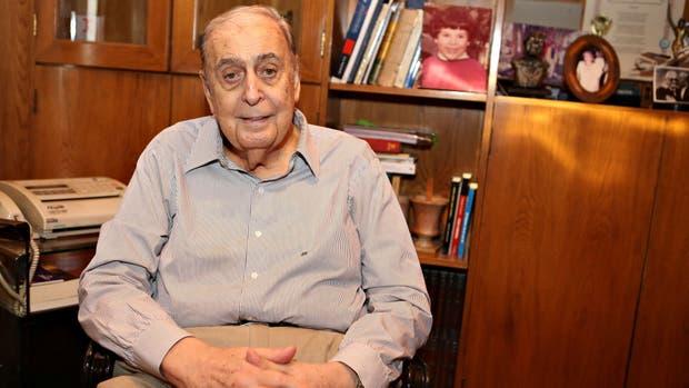 Juan Carlos Mesa murió hoy a los 86 años