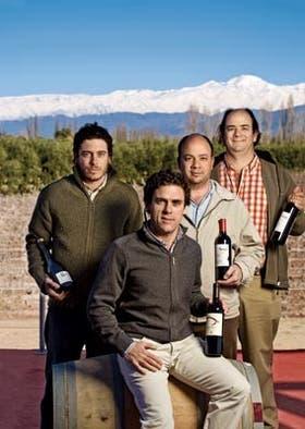 Desde Mendoza: Sebastián Zuccardi, Matías Sanchez Nieto y los hermanos Santos, con proyectos que ganan fama en el exterior