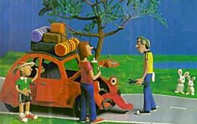 Historias del auto rana