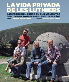 El nuevo libro sobre Les Luthiers