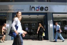 El edificio del Indec permanece sin luz desde las primeros horas de la mañana