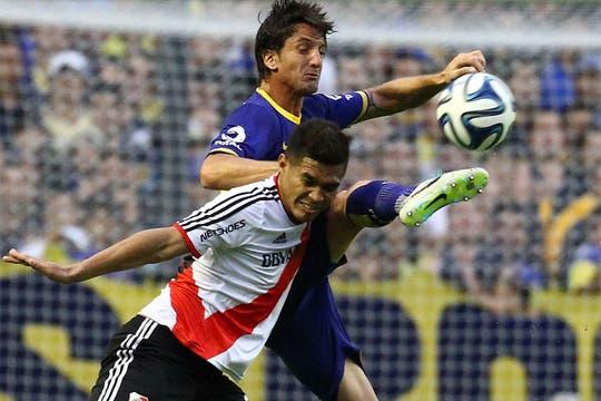 River le ganó a Boca 2 a 1 y es escolta en el torneo Final.Volvió a ganar en la Bombonera después de 10 años. Foto: FotoBAIRES