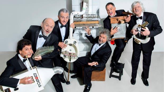 Les Luthiers y su original propuesta que cumple 50 años de vigencia