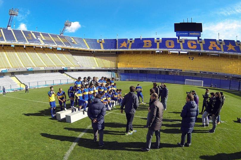 Foto: Prensa Boca Juniors