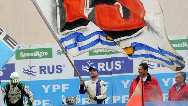 Ledesma volvió a lo más alto del podio en Concordia