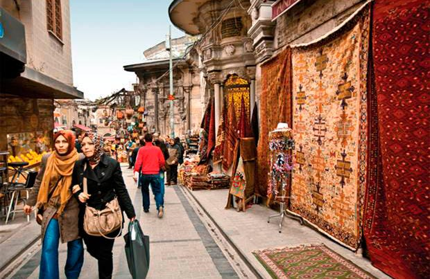 TURQUIA: Para pasar las mil y una noches: recorrido por Estambul