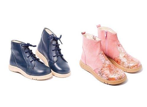 La firma de calzado infantil Taormina ofrece una promo especial hasta el sábado: llevando dos pares de zapatos, el segundo tiene un 60% de descuento (en Arenales 1620). Foto: lanacion.com