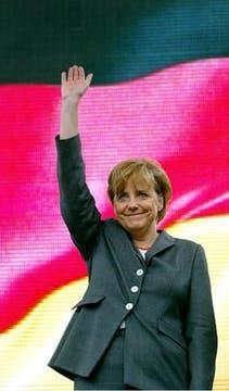 En el primer lugar volvió a quedar la canciller de Alemania, Angela Merkel. Foto: Archivo