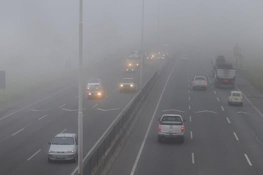 Los ingresos a la ciudad se vieron afectados y en algunas autopistas se congestionó el tránsito. Foto: DyN