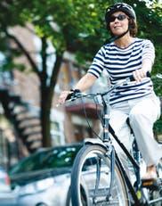 La bici: un hábito de moda, súpersaludable y ecofriendly