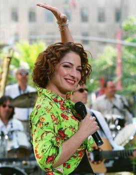 Gloria Estefan: Gloria María Milagrosa Fajardo García de Estefan. Foto: AP