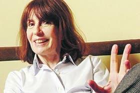 La aclamada actríz Elena Tasisto murió hoy a los 65 años