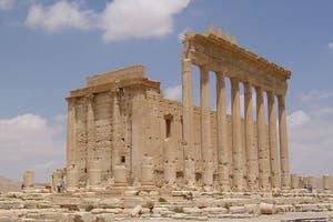 Estado Isl�mico contin�a con la destrucci�n en Palmira: demoli� parte del templo de Bel