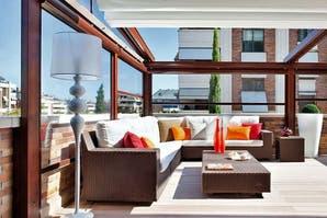 Guía para elegir un cerramiento para balcones y patios