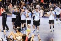 Los Gladiadores quedaron en un grupo muy exigente para el Mundial de Francia