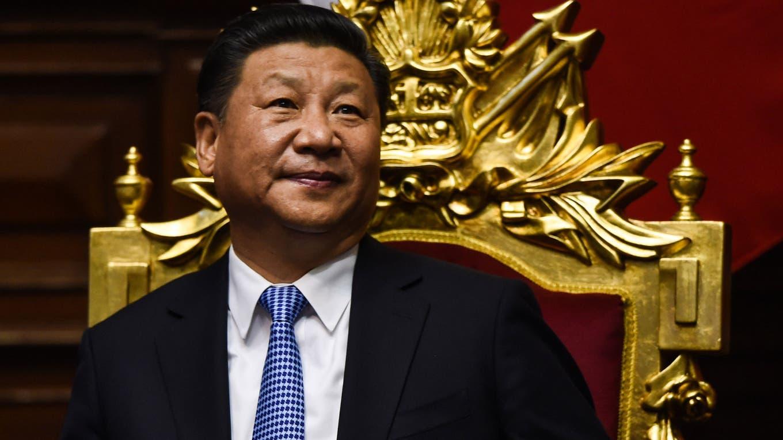 El presidente chino, Xi Jinping foto: Archivo Ernesto Benavides / AFP