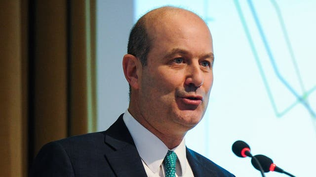 El presidente del Banco Central, Federico Sturzenegger