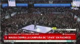 """Massa y Stolbizer cierran la campaña con una maratón de críticas a """"las promesas incumplidas"""" de Cam"""