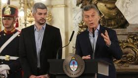Mauricio Macri encaró las reformas económicas tras el triunfo electoral