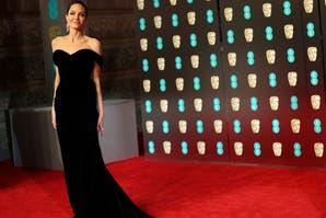 Angelina Jolie pisó la red carpet con este vestido de Ralph & Russo