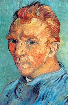El artista, retratado por él mismo
