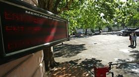 Poco movimiento en el mercado de Liniers