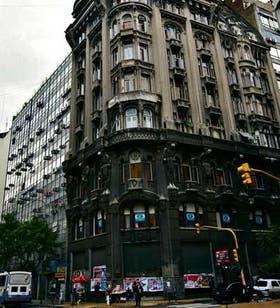 El Otto Wulff, en la esquina de Belgrano y Perú