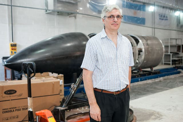Ingeniero Marcos Actis.