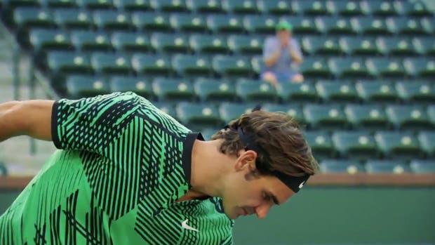 Roger Federer y Bill Gates protagonizaron el anuncio del Partido Por Africa