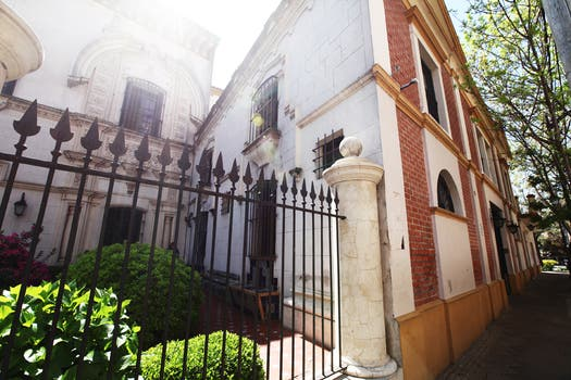 El colegio de San Isidro donde se registraron hace décadas abusos que estuvieron en secreto.. Foto: LA NACION / Guadalupe Aizaga
