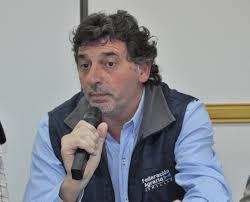 Omar Príncipe, presidente de FAA. La entidad recibió un pedido de sus bases por una asamblea nacional