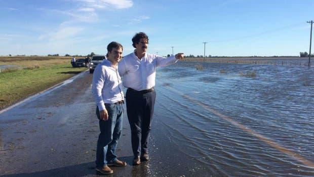 Renunció el titular de Hidráulica de la provincia de Buenos Aires