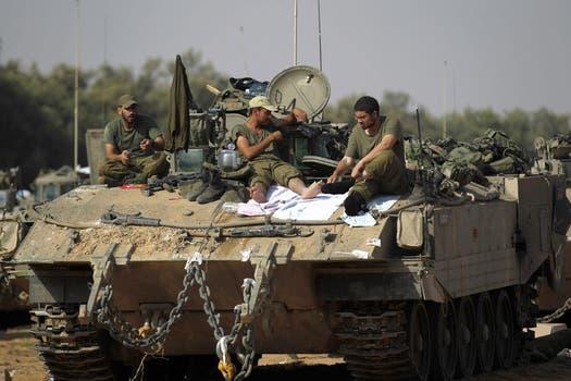 Con la muerte de dos soldados ayer, Israel ha sufrido 63 bajas militares y tres civiles (desde el 8 de julio). Foto: EFE