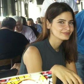 Jwana Jabbour es ingeniera civil y vive actualmente en Córdoba