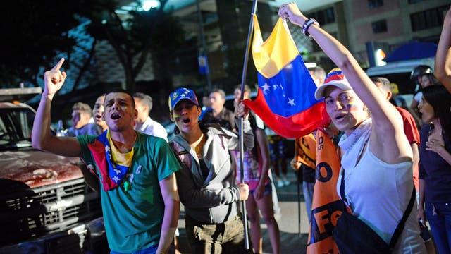 Hora cero en Venezuela