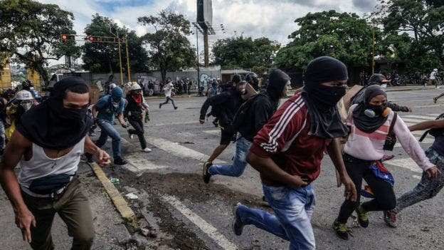 En caso de reestructuración de la deuda, los acreedores holdout serían un peligro para la economía venezolana