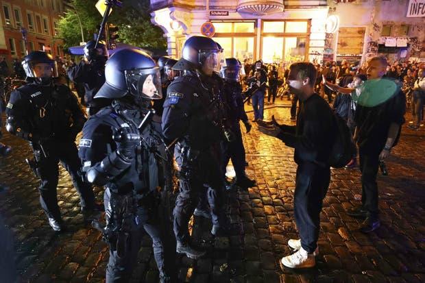 Nuevos incidentes en protestas contra el G-20 en Hamburgo