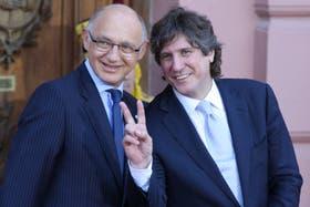 Timerman y Boudou